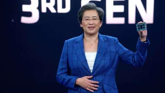 英特爾該緊張?AMD EPYC「Milan」處理器登場 首採Zen 3架構 (圖片:翻攝 AMD 官網)