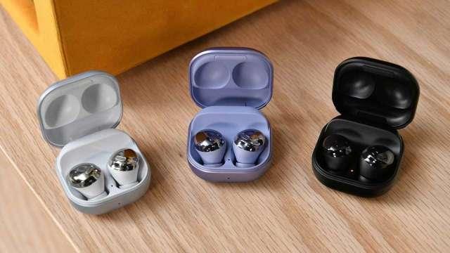 非蘋耳機品牌催 今年扣式電池產能將擴增3倍 總產能增25%。(圖:AFP)