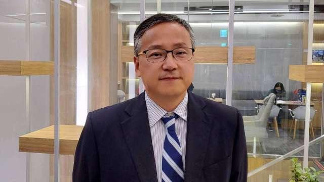 愛普董事長陳文良。(圖:愛普提供)