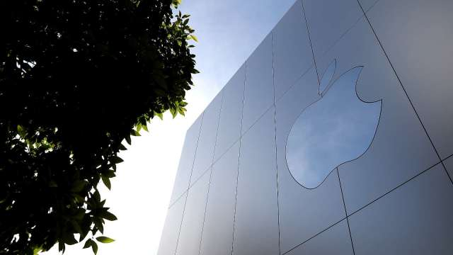 蘋果發行綠色債券 投資創建1.2GW可再生能源(圖片:AFP)
