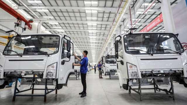 〈矽力法說〉打進一線車廠、美日OEM大廠 明年車用營收倍增。(圖:AFP)