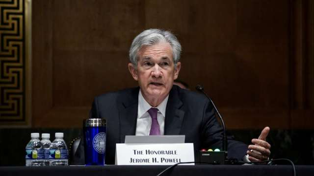 一文掌握Fed最新決策重點:經濟前景增強、通膨升溫、SLR最新回應 (圖片:AFP)