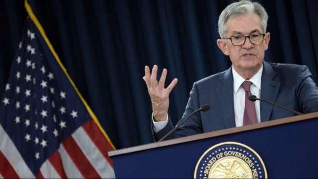 鮑爾重彈寬鬆老調 拒絕安撫債市對退場風暴的恐慌 (圖:AFP)