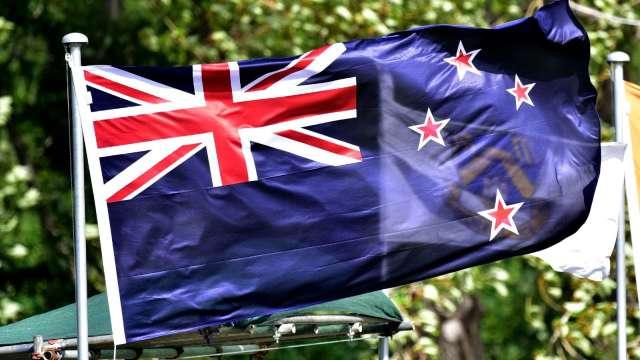 紐西蘭第四季GDP陷入萎縮 長強調經濟仍穩健 (圖片:AFP)