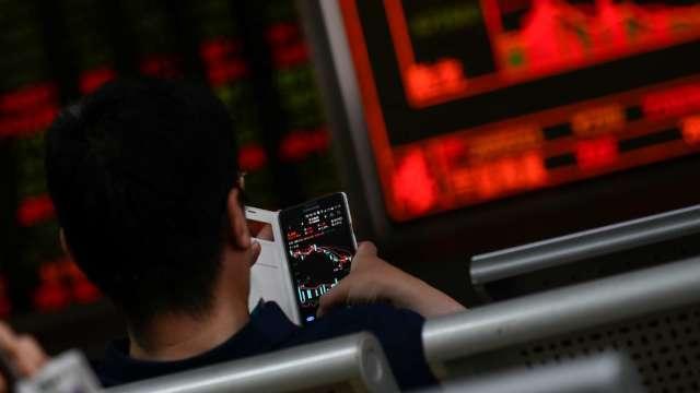 〈焦點股〉散裝市況熱掀搶船潮 四維航飆漲停創5年半新高。(圖:AFP)