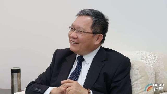 財政部部長蘇建榮。(鉅亨網資料照)