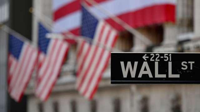 美債殖利率突破1.7% 那斯達克指數期貨跌逾1%(圖片:AFP)