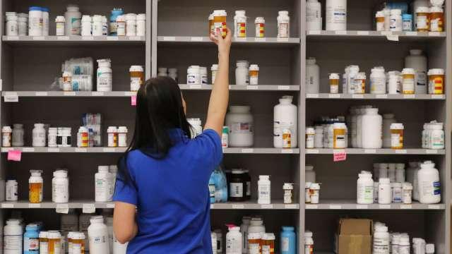 抗生素美市佔率擴大 松瑞藥四大獲利指標創新猷 EPS 0.88元。(圖:AFP)