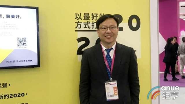 劉奕成正式請辭將來銀行總經理。(鉅亨網資料照)