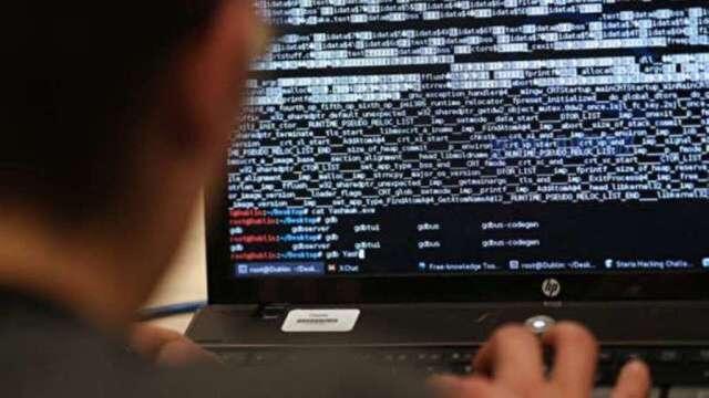 警訊!   我資安防護能力平均僅68分 一般駭客就能破解。(圖:AFP)
