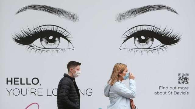 巴黎再度封城防第三波疫情 德法義在內歐洲多國恢復施打AZ疫苗 (圖:AFP)