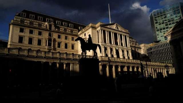 英國央行 (圖片:AFP)
