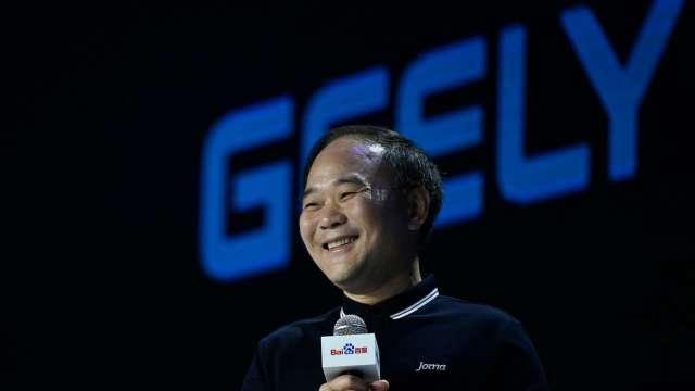 與特斯拉一較高下!路透:吉利汽車擬推新高階電動車品牌Zeekr(圖:AFP)