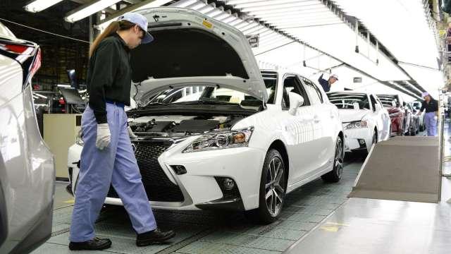 東麗向客戶發出免責聲明 汽車用途尼龍66供貨拉警報 (圖片:AFP)