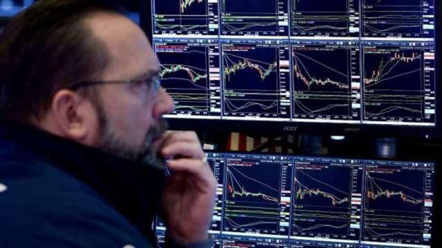 聯準會發言無新意 全球股市小幅拉回。(圖:AFP)