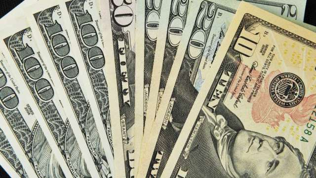 〈每週CFTC報告〉投機者美元指數布局翻多 轉空避險貨幣日圓(圖:AFP)
