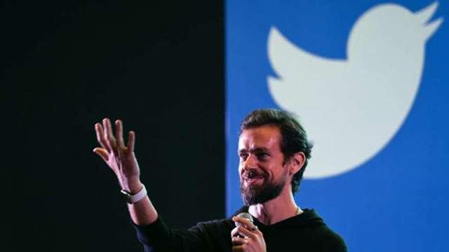 推特CEO第一則推文NFT落槌!價值達290萬美元(圖:AFP)