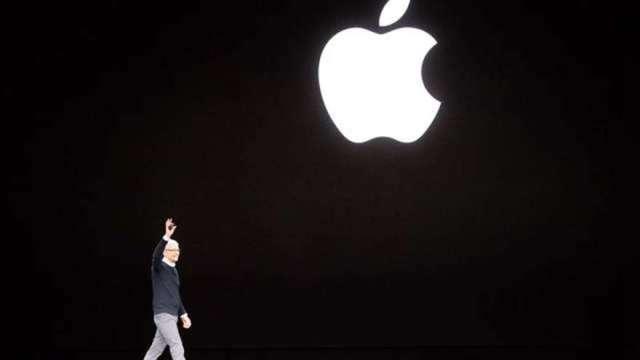 蘋果正開發具螢幕、鏡頭的HomePod 計劃添加溫度、濕度偵測功能(圖:AFP)