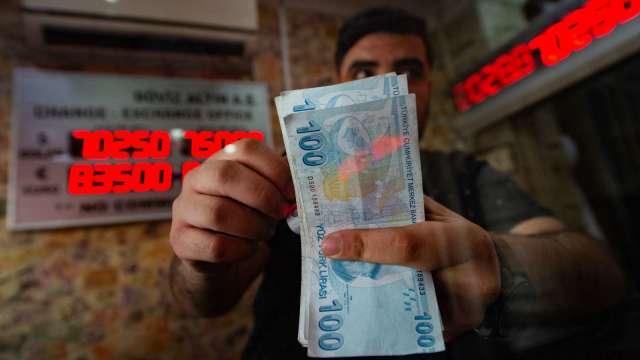 土耳其里拉失控了? 分析師:禍不及新興市場(圖片:AFP)
