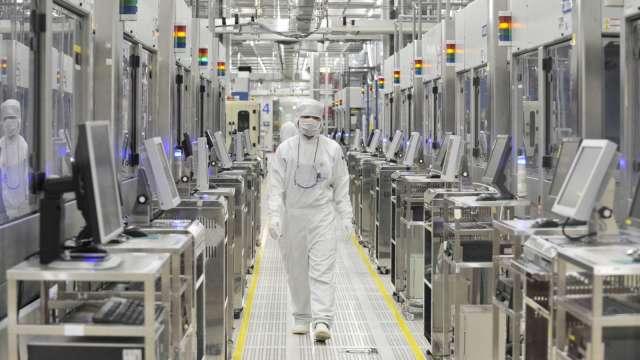 日本政府將召開半導體檢討會 重擬中長期政策 (圖片:AFP)