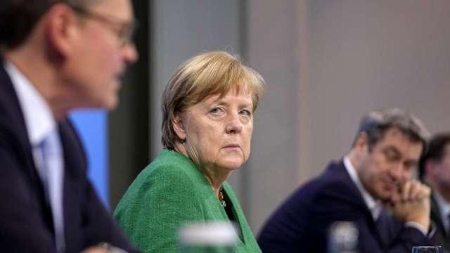 德國疫情升溫 封鎖措施延長至4月中(圖:AFP)