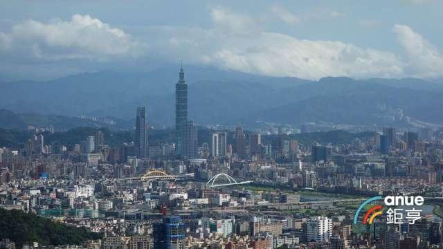 台北市屋齡40年以上的老宅比例已經達到40.2%。(鉅亨網記者張欽發攝)