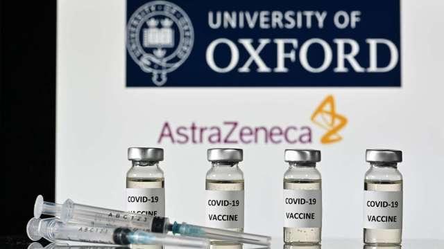 美國衛生當局質疑 阿斯特捷利康疫苗有效性數據過期 (圖:AFP)