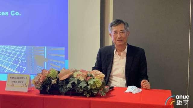 漢唐總經理陳柏辰。(鉅亨網資料照)