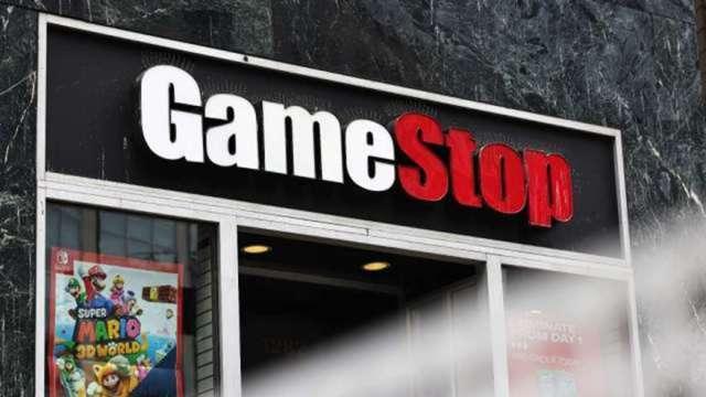 GameStop轉型有成 線上銷售成長175% 盤後仍挫逾11%(圖:AFP)