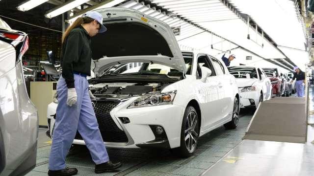 日本3月製造業PMI報52.0 持續跨越景氣榮枯線 (圖片:AFP)