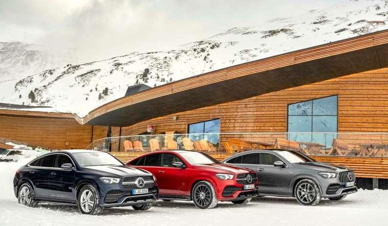 M-Benz GLA/GLB/GLC/GLE 今年 1 月掛牌總數達到 1634 輛,驚人的是 Mercedes-AMG GLE/GLE Coupe 53 掛牌居然就達 97 輛,等於締造約 4.5 億元的營業額!