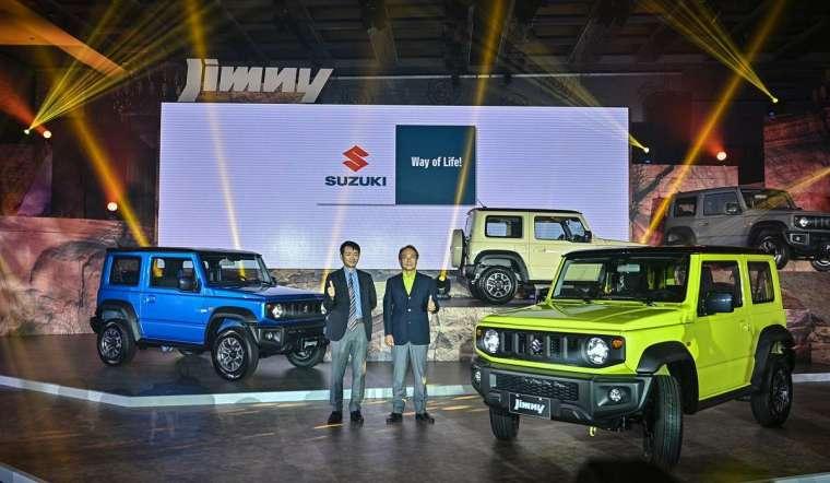 Suzuki 今年 1 月份拿下進口品牌 Top 5 與全市場 Top 9 的關鍵,居然是去年早早就不再接單的 Jimny(486 輛)!