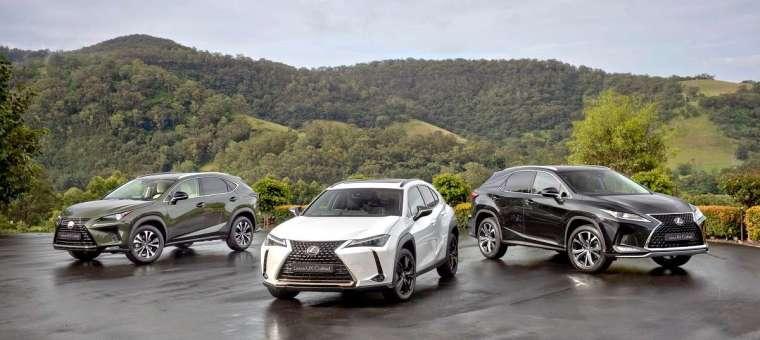 Lexus UX/NX/RX 今年 1 月份累積掛牌就達到 2512 輛,數量上雖然離 RAV4(3027 輛),但創造的營業額幾乎是二倍之多,而且也成為讓 Lexus(3276 輛)在 2021 首月就領先 M-Benz(3179 輛),除拿下高級品牌冠軍、也是進口品牌亞軍!