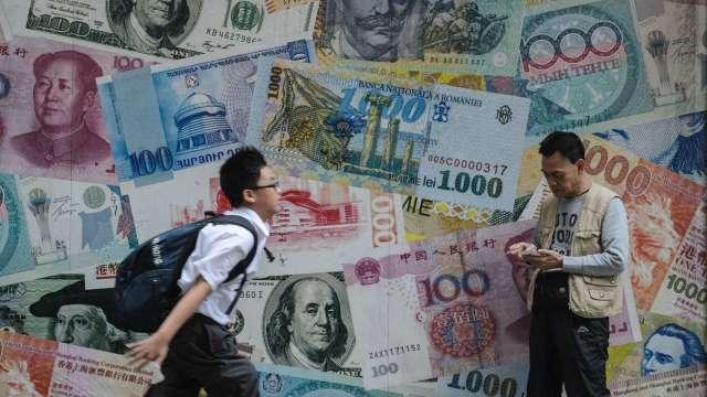 調查:基金經理預期美國通膨溫和 看好新興市場貨幣(圖:AFP)