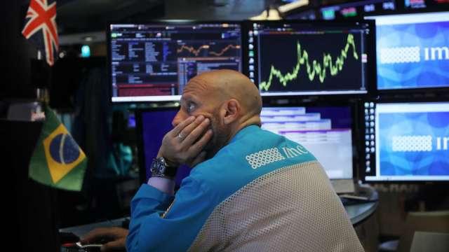 通膨已成美股頭號大敵?華爾街六大行這麼說。(圖:AFP)