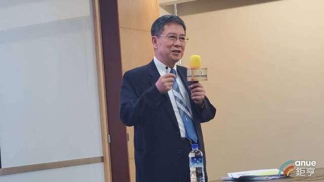 元大寶華綜經院董事長梁國源。(鉅亨網資料照)