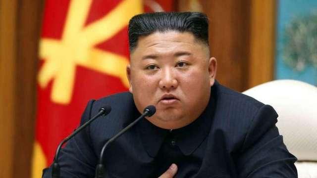 北韓動作頻頻?日本指平壤當局疑似發射彈道飛彈 (圖:AFP)