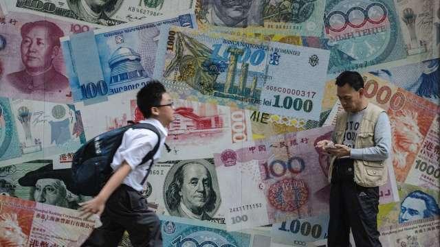 與1年前調查結果相反 分析師對主要亞幣均轉為看空(圖:AFP)