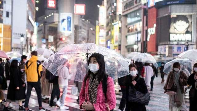 東京七日平均確診惡化 專家憂心今後疫情恐比第三波更糟 (圖片:AFP)