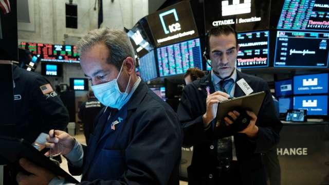 經濟重啟時期如何選股?大摩首選「黑馬」Alphabet、Uber (圖片:AFP)