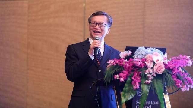 太景董事長黃國龍。(圖:太景提供)