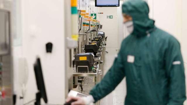 獨步全球!日本JOLED印刷方式OLED面板開始出貨 (圖片:AFP)