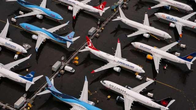 西南航空下訂100架Max 波音浮現3大利多 股價看俏 (圖片:AFP)