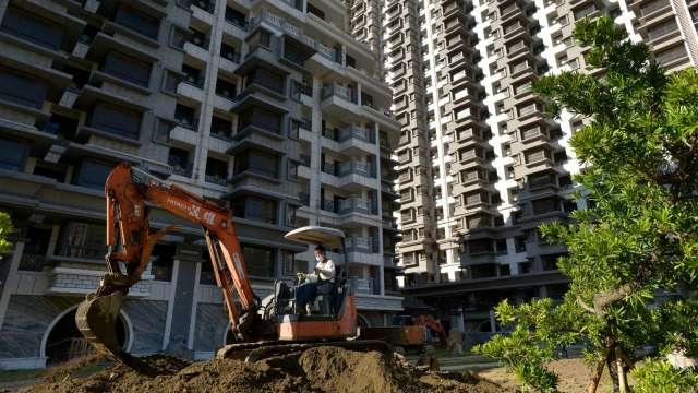 政府加速興辦社會住宅 首季4000戶達標。(圖:AFP)