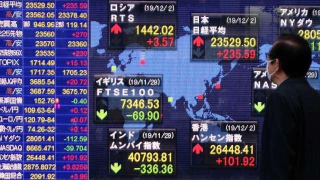 〈新股IPO〉Appier東證創業板掛牌 盤中一度較公開價格飆漲37% (圖片:AFP)