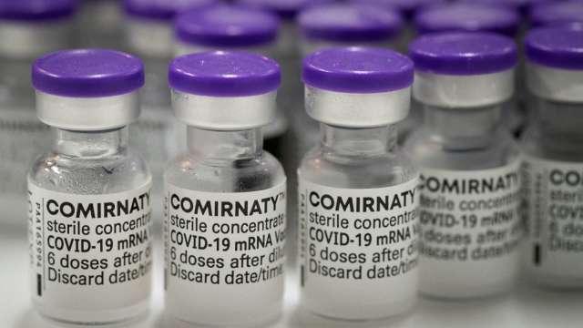 BioNTech提升新冠疫苗產能 今年目標25億劑 (圖片:AFP)