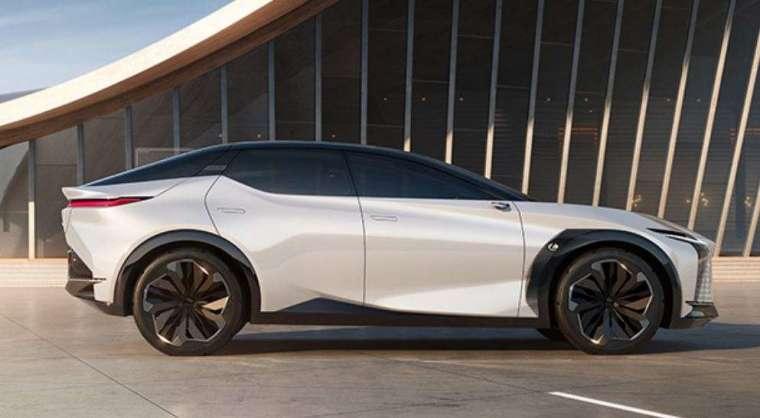 LF-Z Electrified (圖片:Lexus 提供)