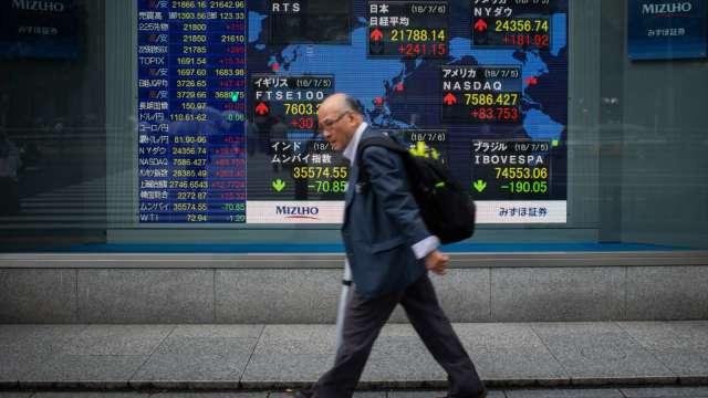 併文曄爆內線交易 大聯大:屬員工個人行為 對營運無影響。(圖:AFP)