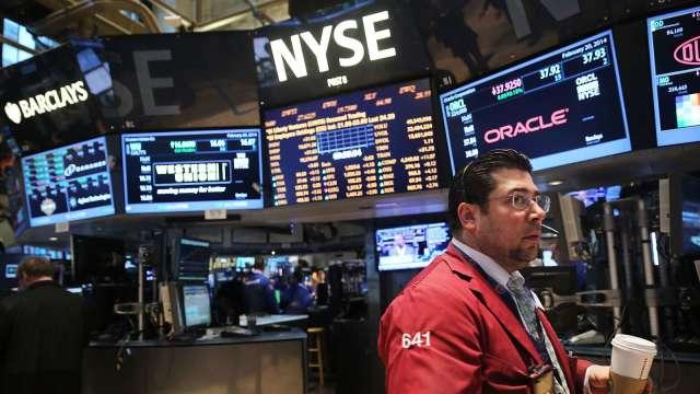 拜登逾2兆美元基建藍圖浮現 費半漲逾2.6%。(圖片:AFP)