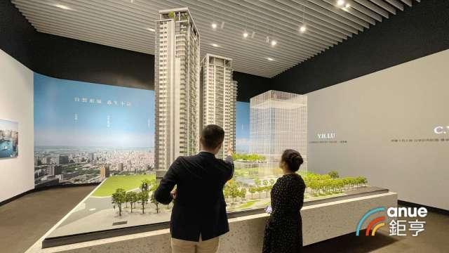 北台灣新建案市場3月旺季不旺,住展風向球仍亮黃藍燈。(鉅亨網記者張欽發攝)